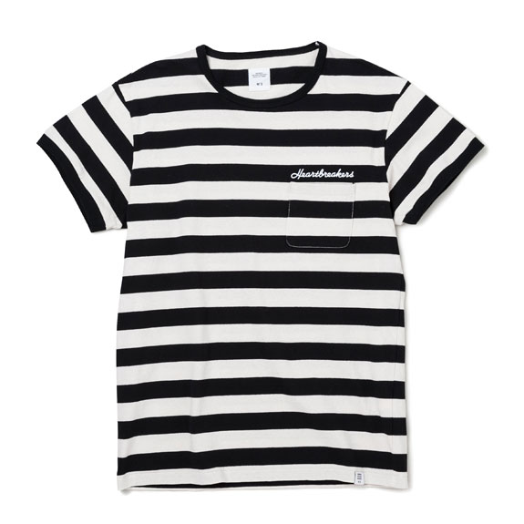 BEDWIN S/S BORDER T
