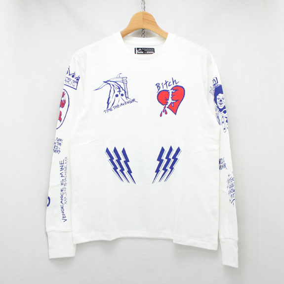 SOFT MACHINE MAX L/S:WHITE