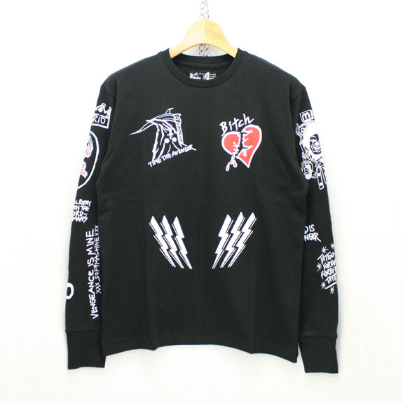 SOFT MACHINE MAX L/S:BLACK