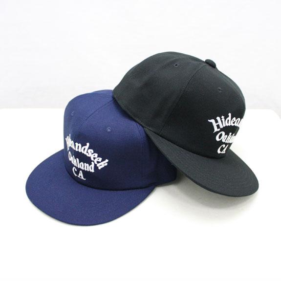HIDE&SEEK Oakland CA OX CAP (SOLID)