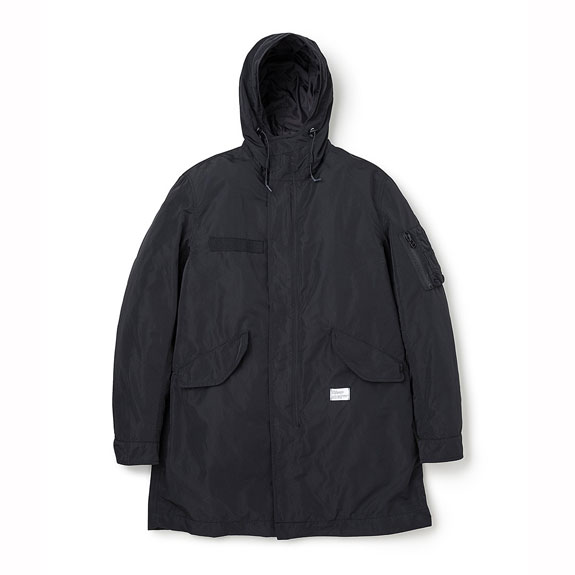 BEDWIN TYPE M-48 MILITARY PARKA