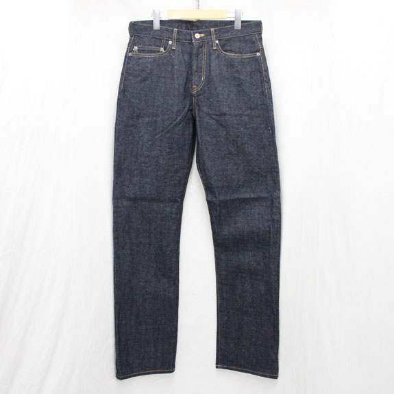 RATS LEFT HAND DENIM PANTS:INDIGO