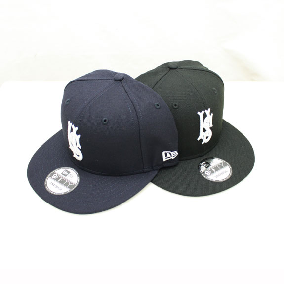 HIDE&SEEK NEW ERA CAP-1 (16aw)