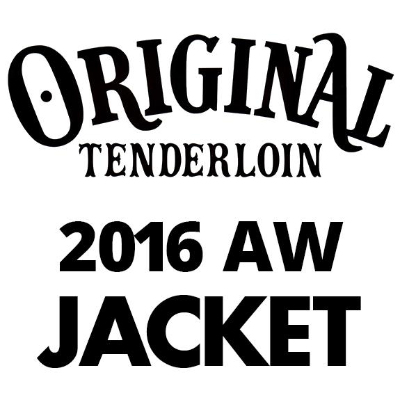 TENDERLOIN T-NYLON RIB JKT S
