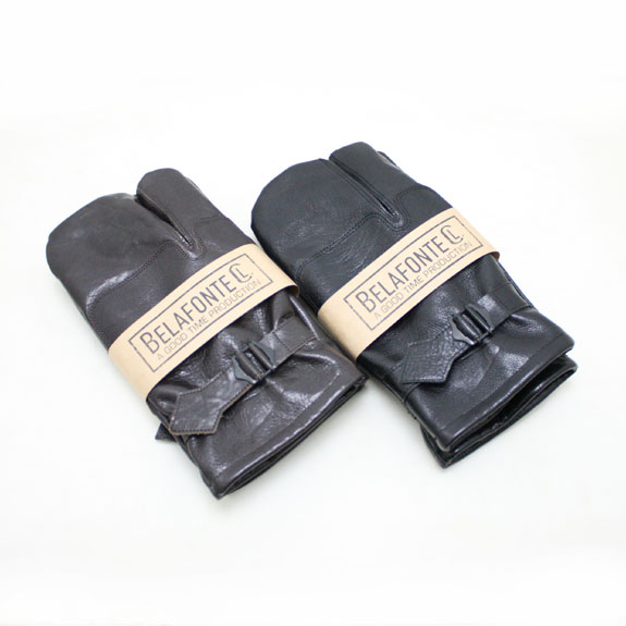 BELAFONTE RAGTIME ONE FINGER MITTS