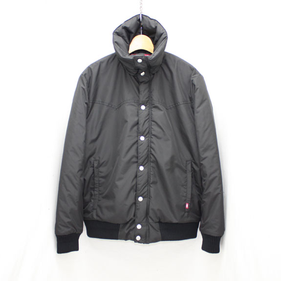 HIDE&SEEK Mountain Nylon JKT:BLACK