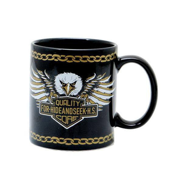 HIDE&SEEK Eagle Mug Cup