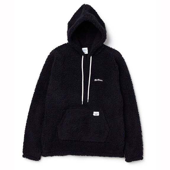 BEDWIN L/S BOA PULLOVER HOODED