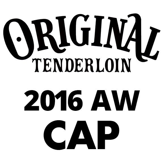 TENDERLOIN T-TRUCKER CAP JF