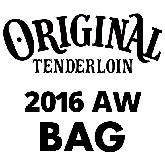 TENDERLOIN T-PACK
