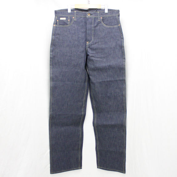 BELAFONTE RAGTIME DOUBLE STITCH DENIM PANTS:10.5oz INDIGO DENIM