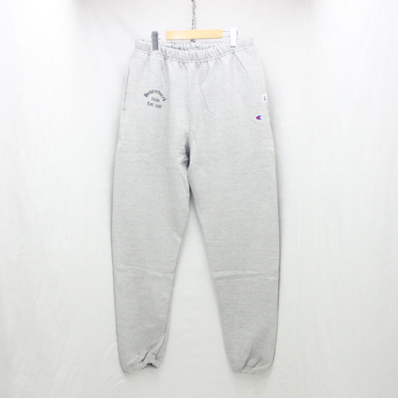 HIDE&SEEK Team Far East Sweat Pants:H-GRAY