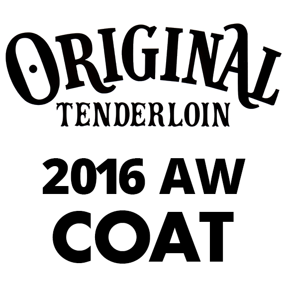 TENDERLOIN T-NATIVE COAT
