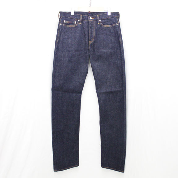 RATS ONE WASH DENIM PANTS:INDIGO