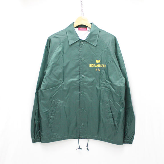 HIDE&SEEK H&S×OSC Team JKT:GREEN