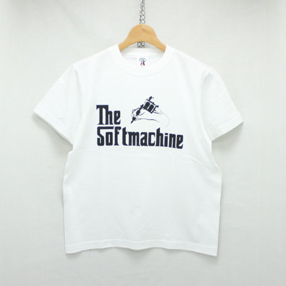 SOFT MACHINE GOD-T:WHITE
