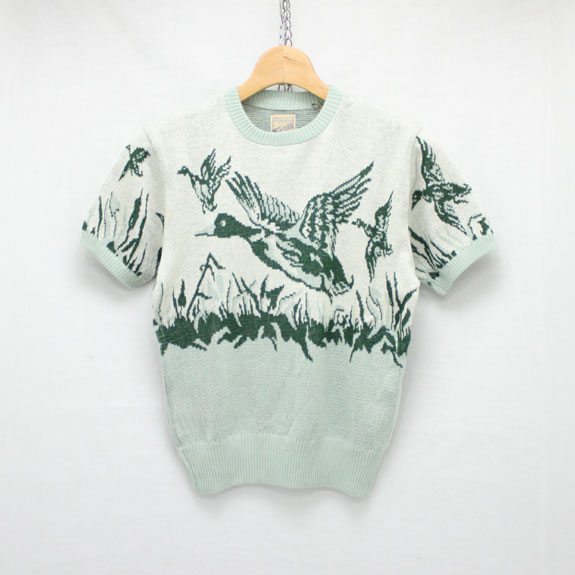 BELAFONTE RAGTIME WILD DUCK PLAY SHIRTS:GREEN
