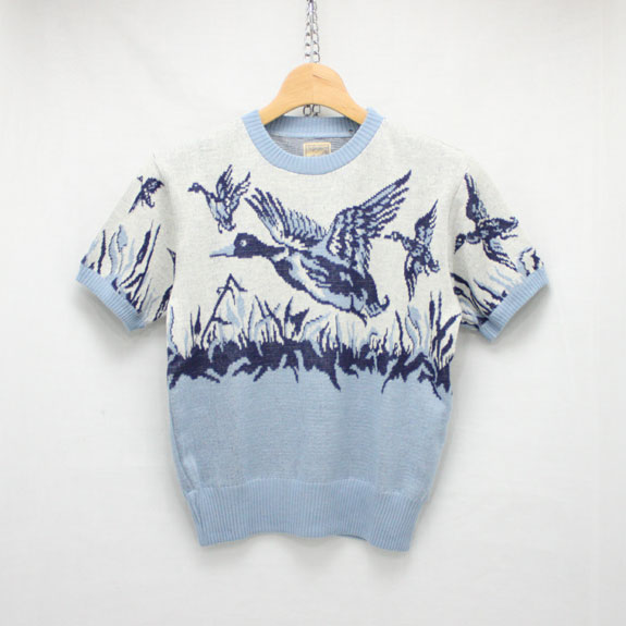 BELAFONTE RAGTIME WILD DUCK PLAY SHIRTS:BLUE