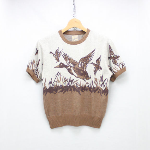 BELAFONTE RAGTIME WILD DUCK PLAY SHIRTS:BROWN