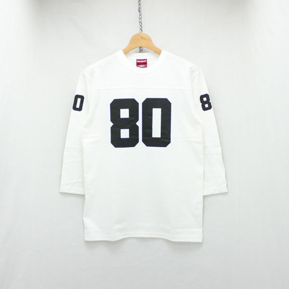 IDE&SEEK Football Shirts (17ss):WHITE