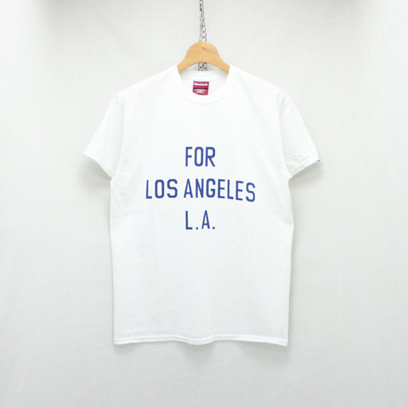 HIDE&SEEK CITY S/S Tee:WHITE