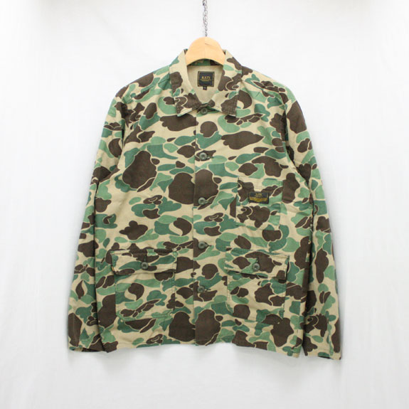 RATS UTILITY JKT:CAMOUFLAGE