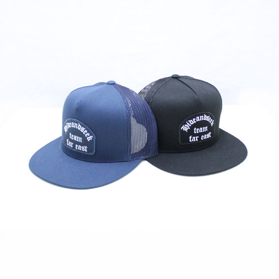 HIDE&SEEK Far East Mesh CAP