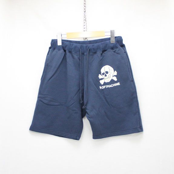 SOFT MACHINE ADAM HEAD SHORTS:NAVY