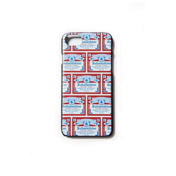SOFT MACHINE HANG OVER iPhone CASE