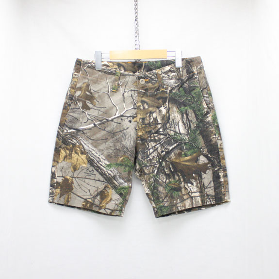 RATS CAMOUFLAGE SHORT PANTS:CAMOUFLAGE