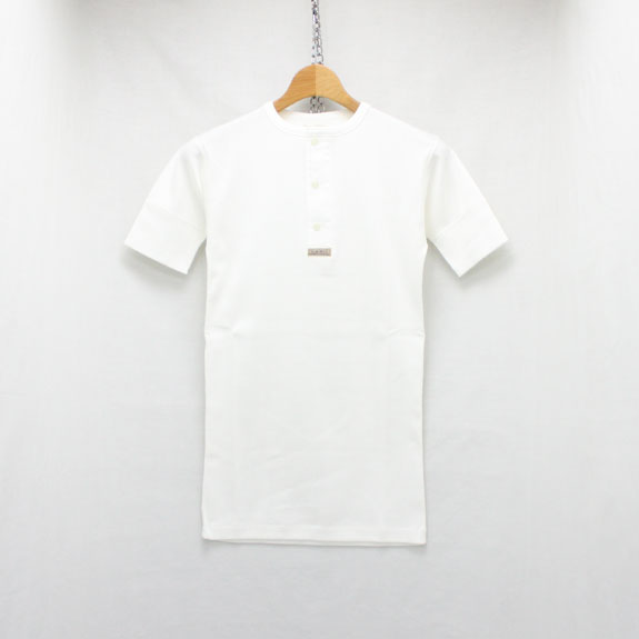 BELAFONTE RAGTIME RIB UNDER BANDED T:OFF WHITE