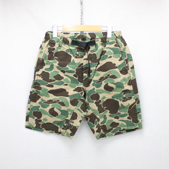 RATS EASY PANTS S/L:CAMOUFLAGE