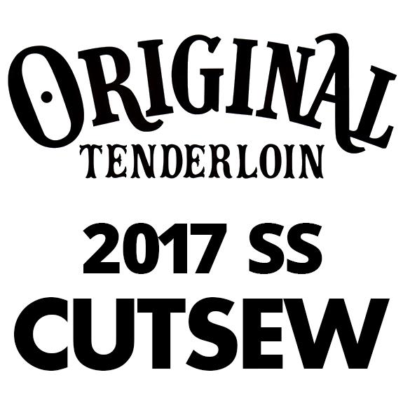 TENDERLOIN T-RAGLAN 3/4 TR