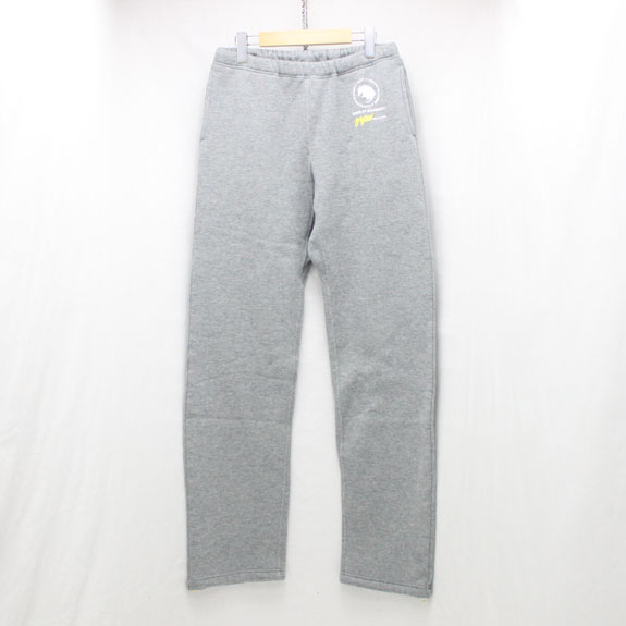 RATS SWEAT PANTS TOP GRAY