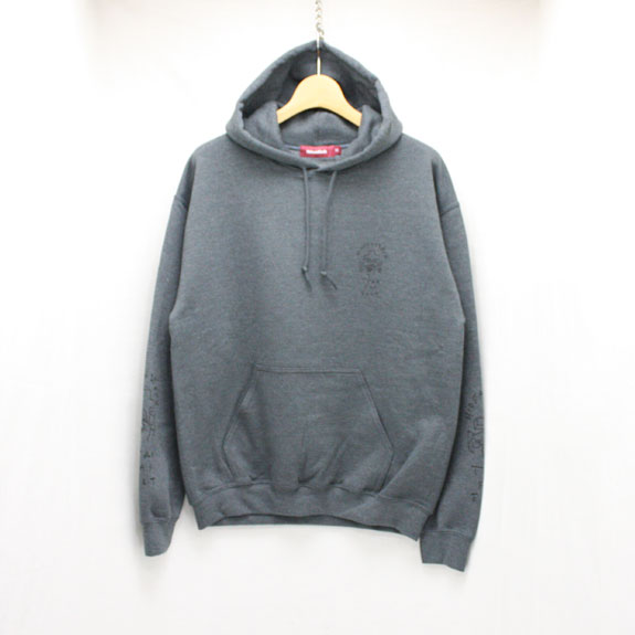 HIDE&SEEK ONE WAY Sweat Parka:D-GRAY