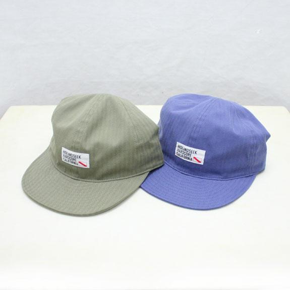 HIDE&SEEK Mechanic CAP