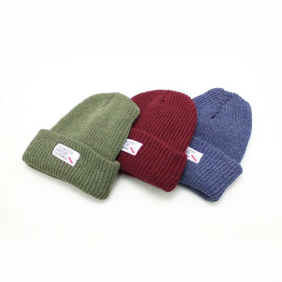 HIDE&SEEK TAG Knit CAP (18ss)