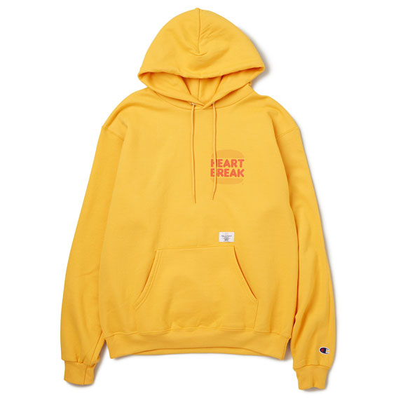 BEDWIN L/S HOODED SWEAT