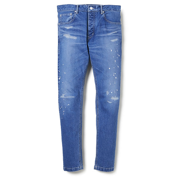 BEDWIN SKINNY FIT STRETCH DENIM REP