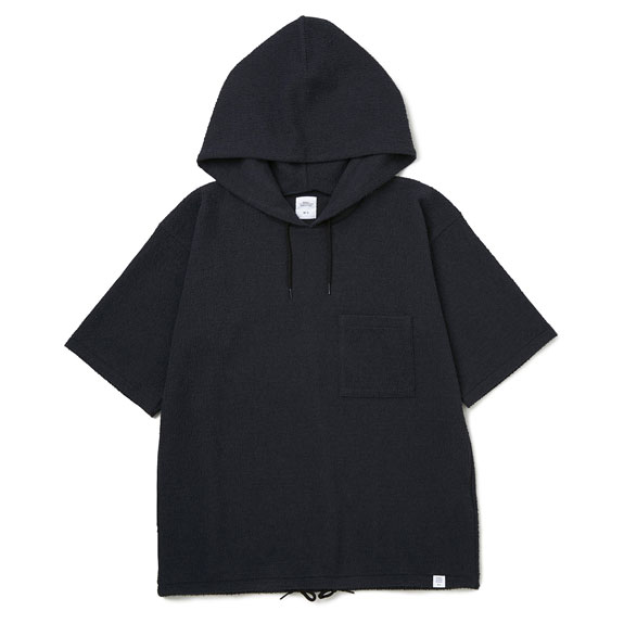 BEDWIN S/S HOODED BIG TEE