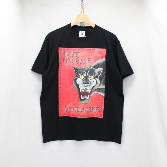 SOFT MACHINE FIERCE-T:BLACK