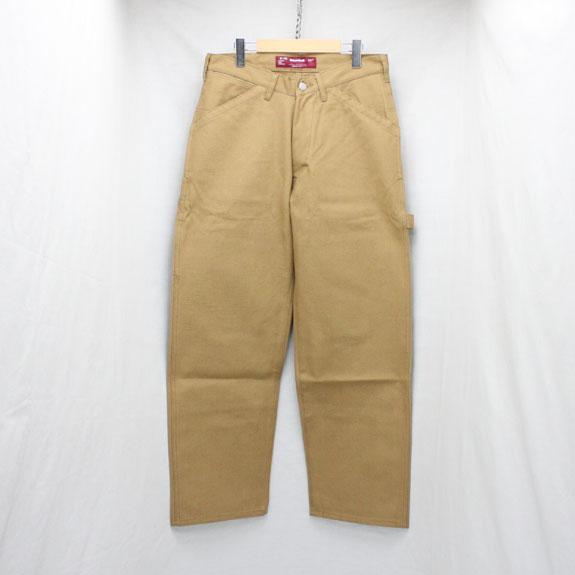 HIDE&SEEK OX Painter Pants:KHAKI