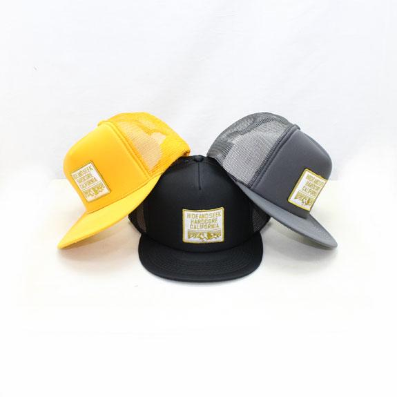HIDE&SEEK HARD CORE CAL Mesh CAP (18ss)