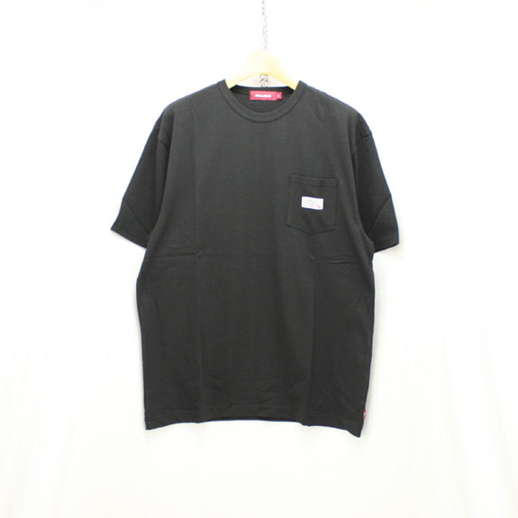 HIDE&SEEK Pocket S/S Tee (18ss):BLACK