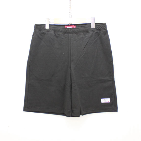HIDE&SEEK Sweat Short (18ss):BLACK
