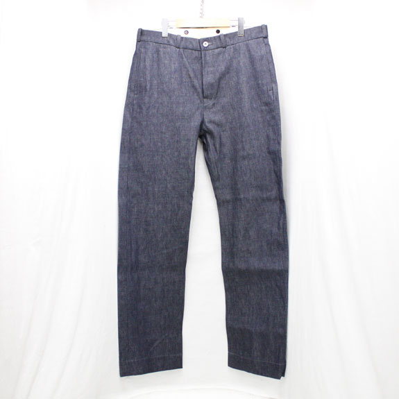 BELAFONTE RAGTIME DENIM TROUSERS RED LINE:10oz DENIM