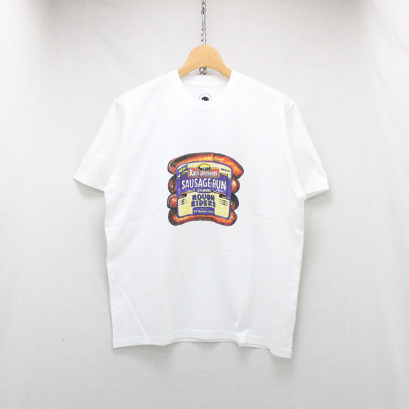 RATS SAUSAGE RUN 6th T-SHIRT