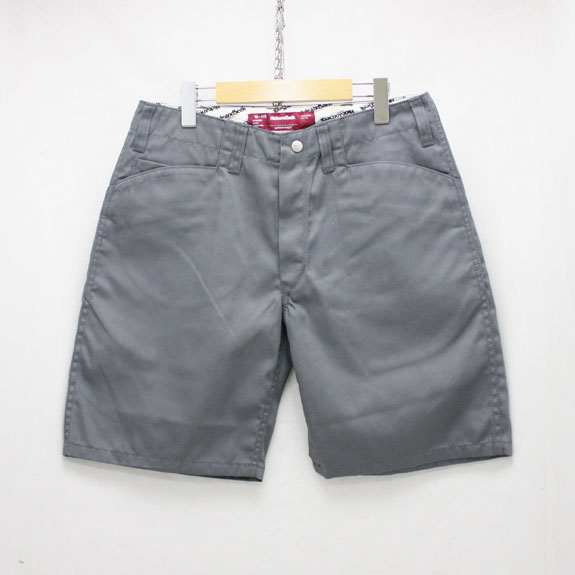 HIDE&SEEK B-Work Short (18ss):C-GRAY