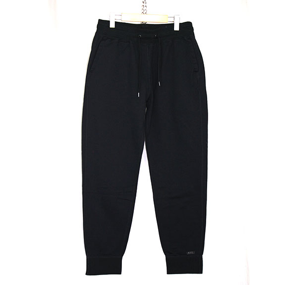 RATS SWEAT PANTS:BLACK
