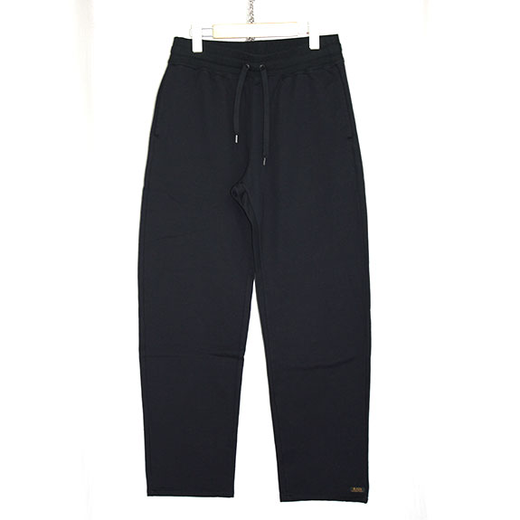 RATS EAZY SWEAT SLACKS PANTS:BLACK
